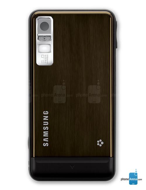 Samsung Behold Full Specs