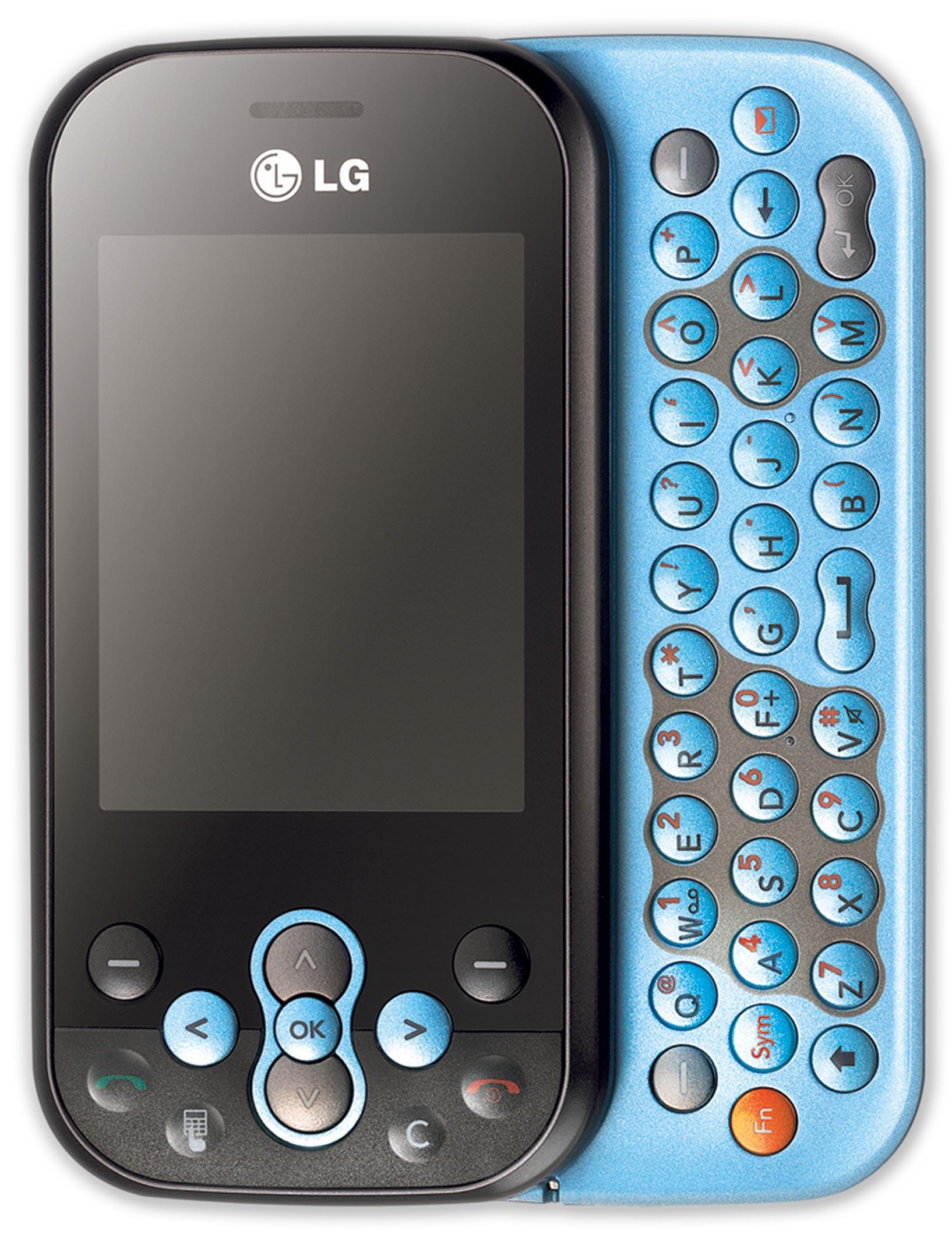 lg ks360 specs