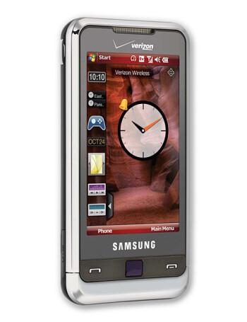 Samsung Omnia CDMA