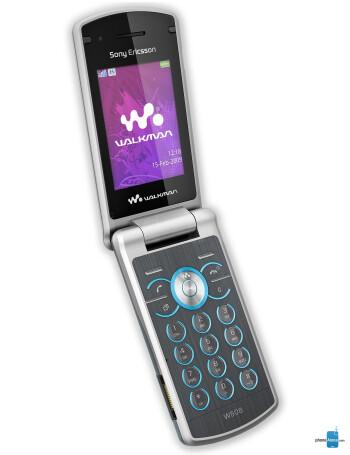 Sony Ericsson W508a