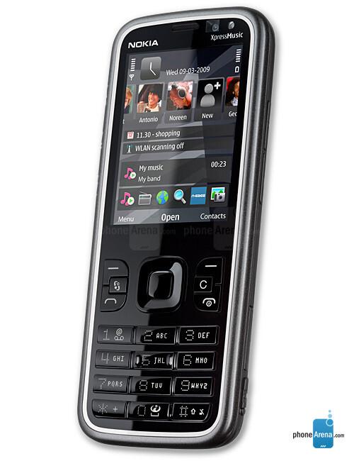 Nokia 5630 XpressMusic Specs