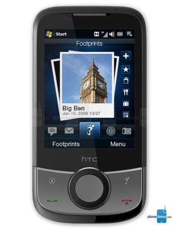 HTC Touch Cruise US