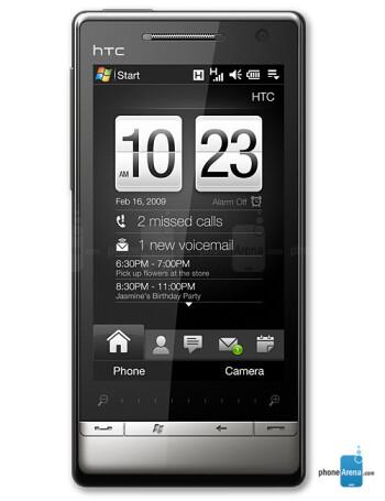 HTC Touch Diamond2 specs