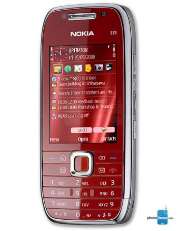 Nokia E75 US