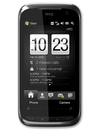 HTC Touch Pro2 specs