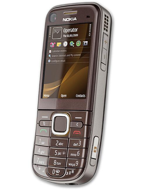 Nokia 6720 classic US specs