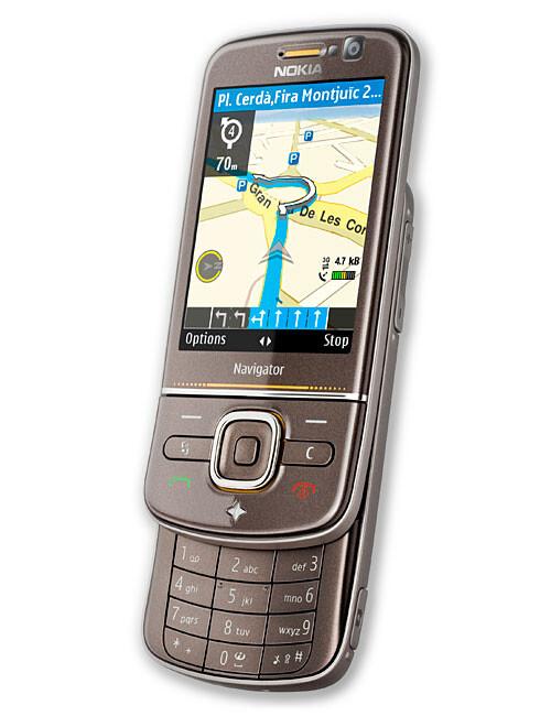 Nokia 6710 Navigator specs
