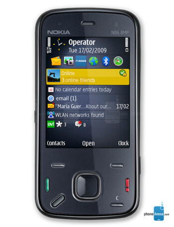 Nokia N86 8MP US