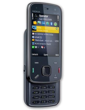 Nokia N86 8MP US