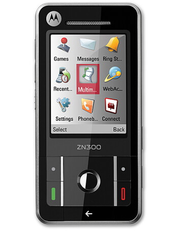 MOTO ZN300