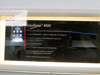 Garmin-Asus nuvifone M20