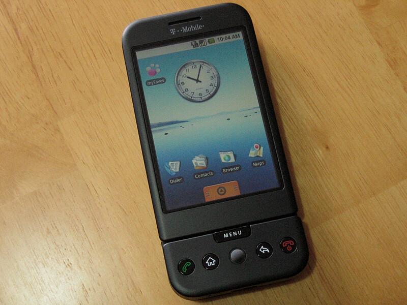 t mobile g1 photos rh phonearena com T-Mobile Com T-Mobile Cases