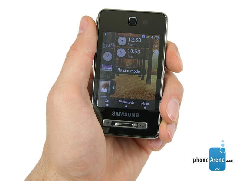 samsung sgh f480 photos rh phonearena com Samsung SGH- D500 Samsung SGH-F480 Reviue