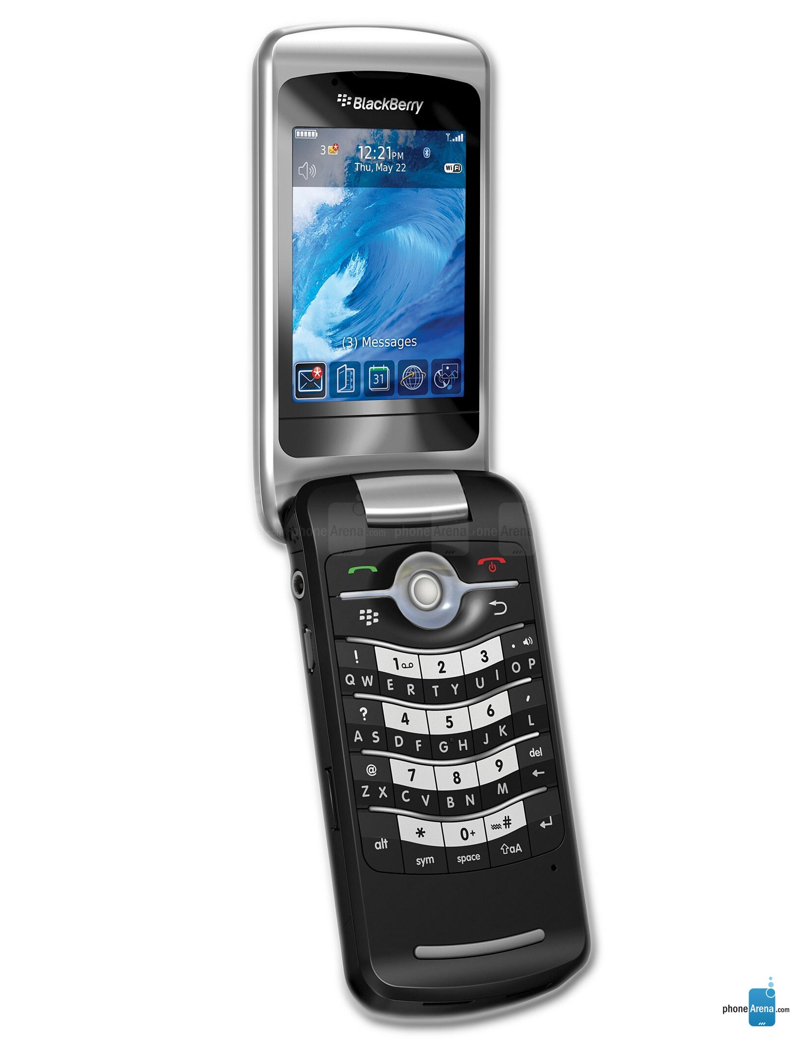 BlackBerry Pearl Flip 8230 specs
