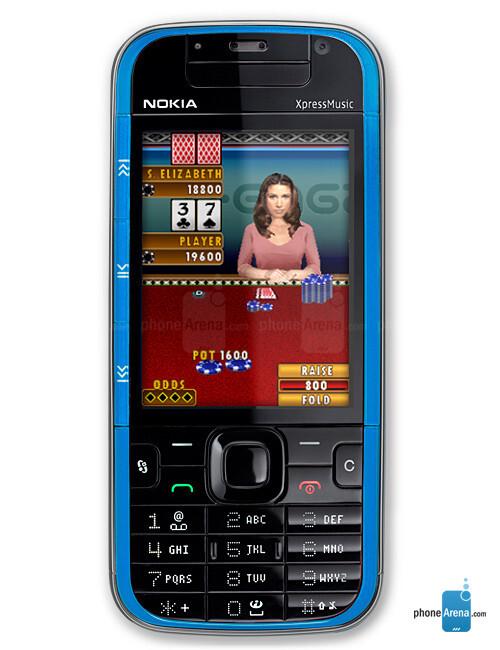 Nokia 5730 XpressMusic specs