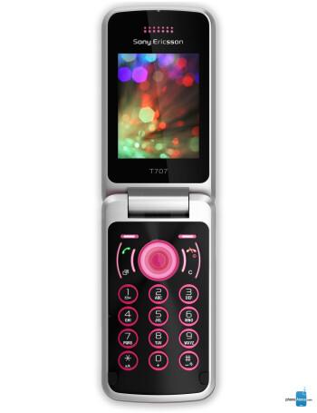 Sony Ericsson T707a