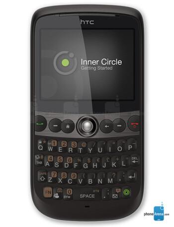 HTC Snap specs