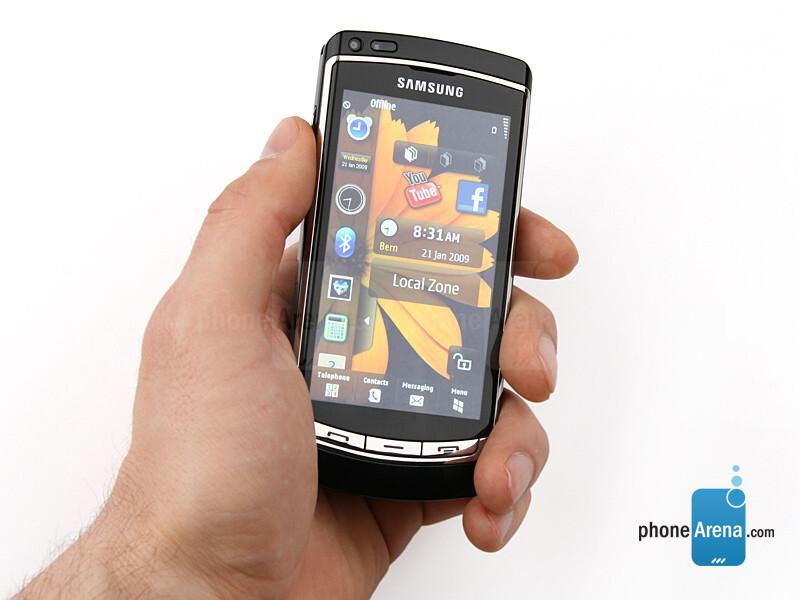 samsung omnia hd specs Samsung Omnia I900 Verizon Samsung Omnia