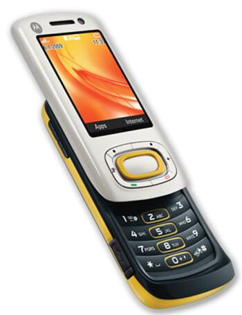 Motorola MOTO W7 Active Edition