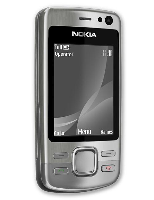 Nokia 6600i slide Applications