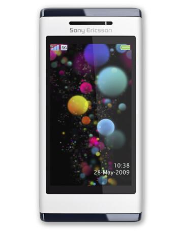 Sony Ericsson Aino US
