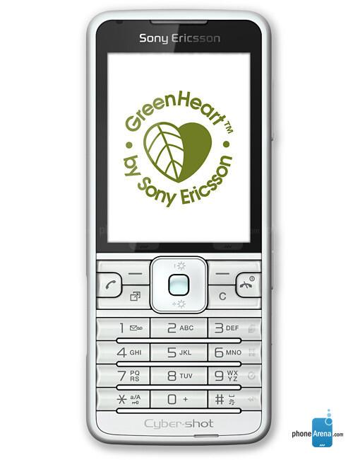 Sony Ericsson C901 GreenHeart specs