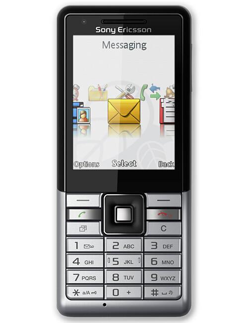 Sony Ericsson Naite a full specs