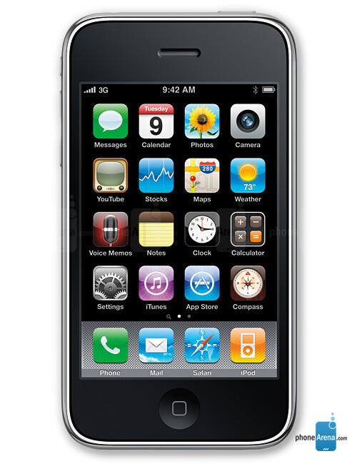 Apple iPhone 3GS specs