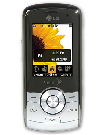Sprint lg lx370 user guide | voicemail | battery charger.