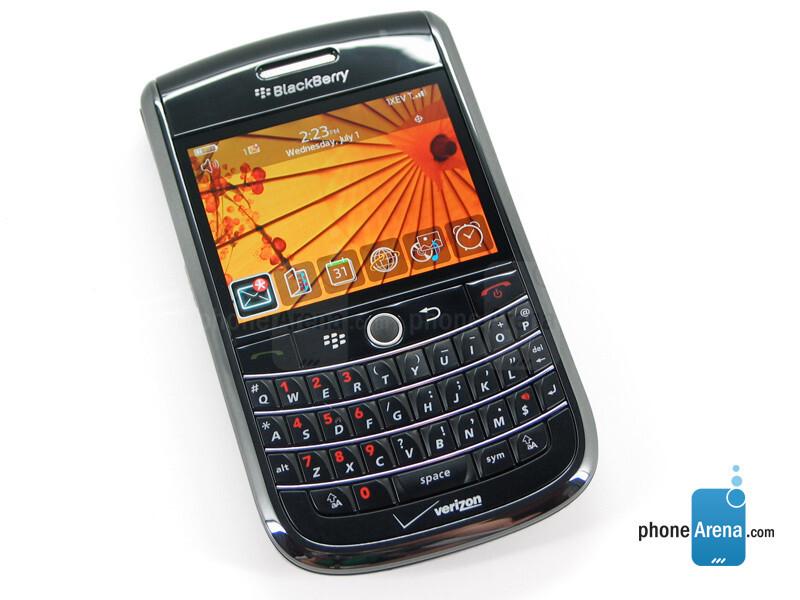 Blackberry Tour 9630 Specs