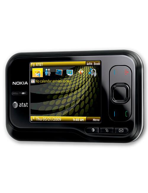 Nokia 6790 Surge specs