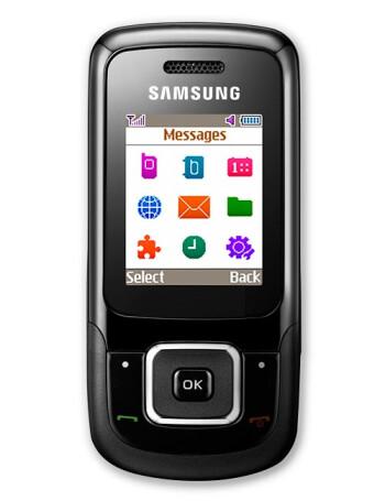 samsung e1360 video clips rh phonearena com