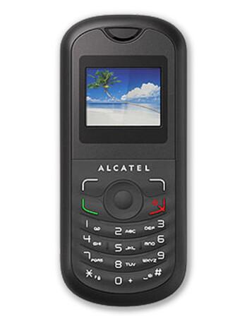 Alcatel OT-203 specs