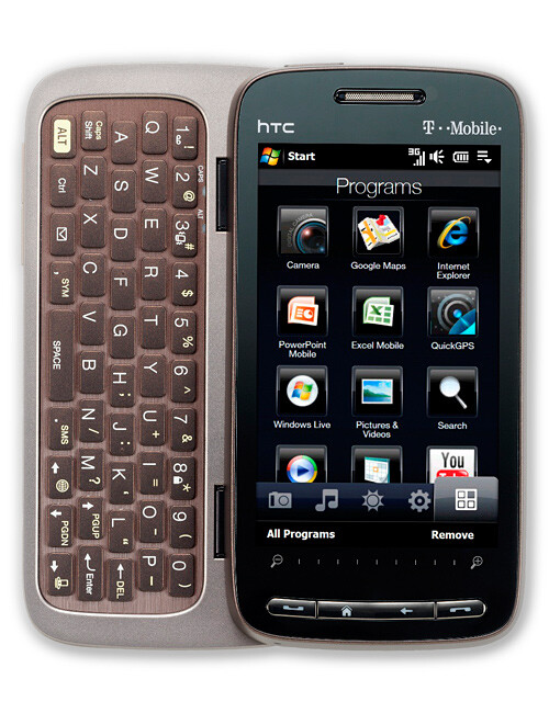 Htc Touch Pro2 Us Specs