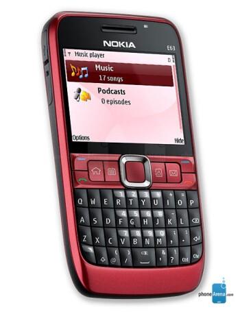 Nokia E72 Nokia E6 Nokia E71 Nokia E5 Nokia E63 Nokia E71x Nokia E63 ...