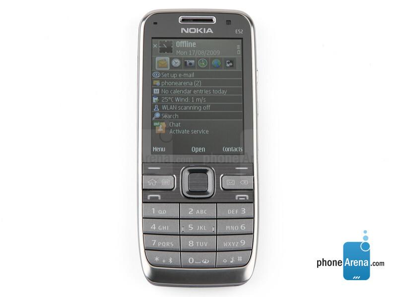 symbian e52 themes