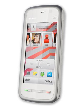 Nokia 5230 specs