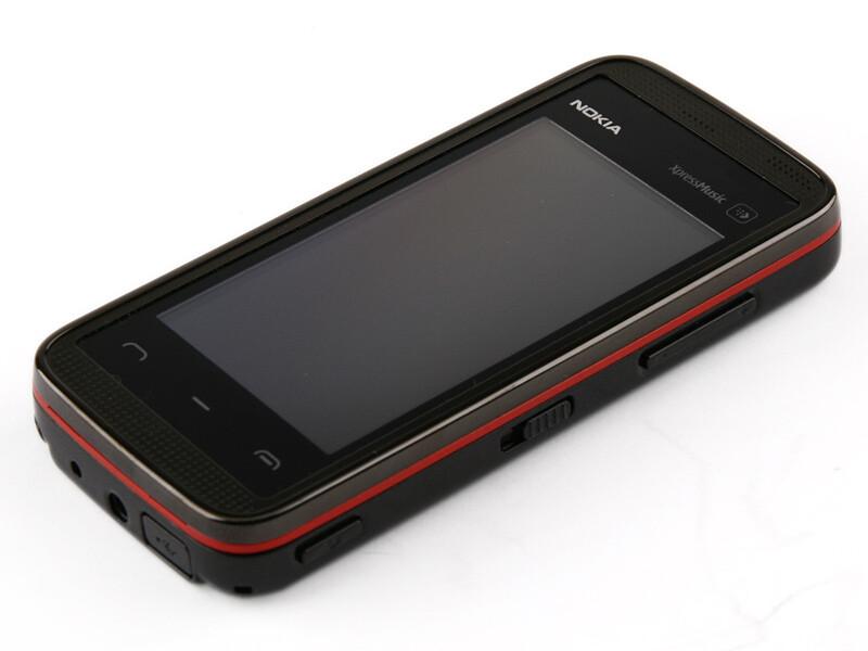 nokia 5530 xpressmusic photos rh phonearena com Nokia 5630 Nokia 5800