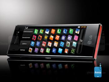 LG New Chocolate BL40G