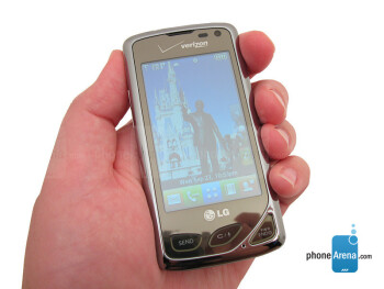 LG Chocolate Touch VX8575