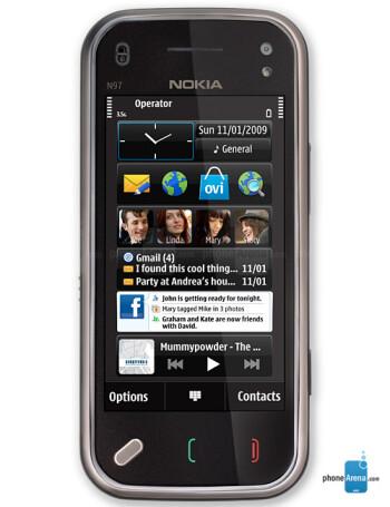Nokia N97 mini Latin America