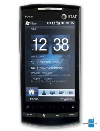 HTC Pure specs