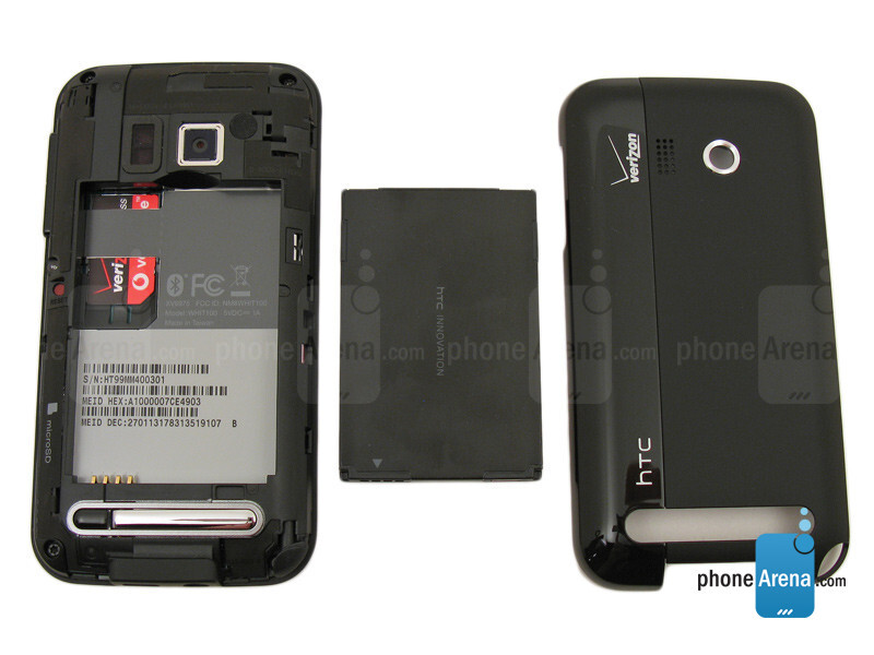 htc imagio photos rh phonearena com HTC Star Trek HTC HD Mini