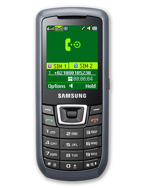 Samsung C3212 Duos specs