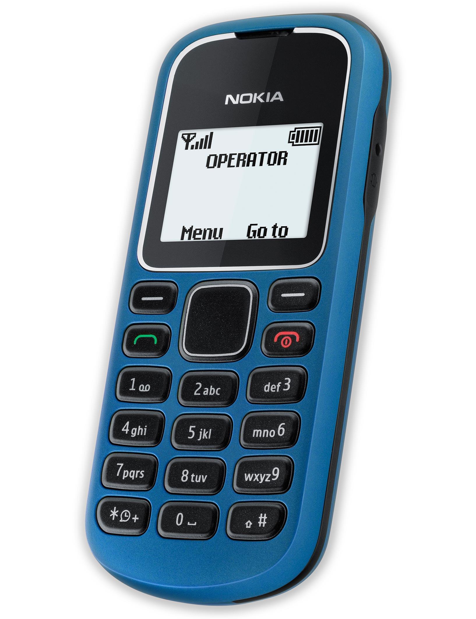 Nokia 1280 Specs