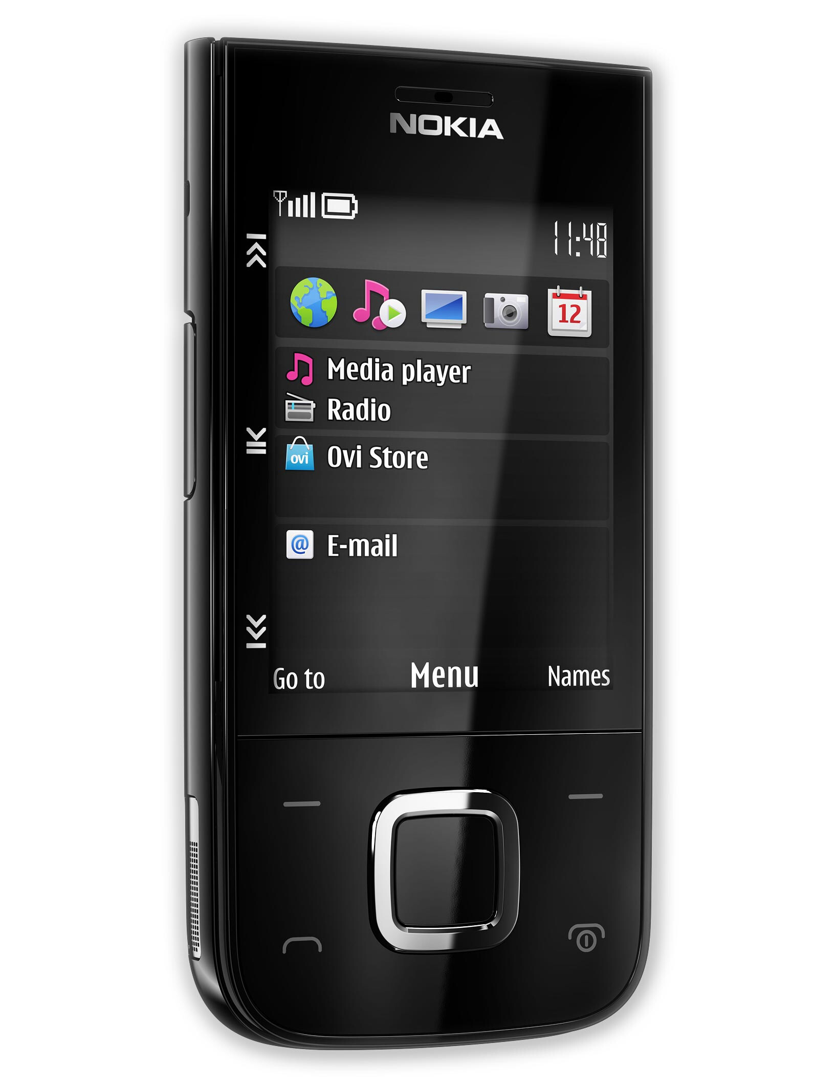 Nokia 5330 mobile tv edition launched:entertainment hub on go.