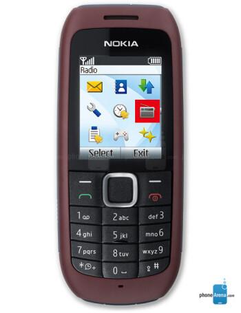 Nokia 1616 US