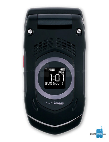 Verizon Casio G'zOne Rock C731