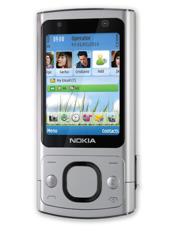 nokia 6700 slide photos rh phonearena com Nokia 6710 Nokia Slide 1