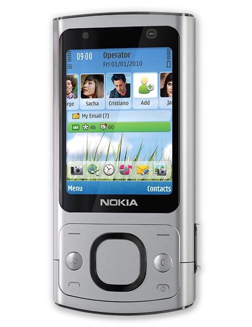 Pics Photos - Nokia 6700 Slide Phone